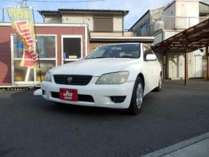 トヨタ アルテッツァ AS200 6MT キーレス 純正ナビ ETC 無料保証付