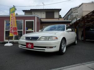 トヨタ マークII グランデ 5MT 車高調 17AW キーレス 保証付