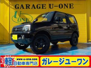 スズキ ジムニー XG F5速 キーレス ETC CD ABS 全塗装済み
