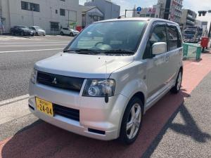 三菱 eKスポーツ R CDデッキ ターボ車 ベンチシート Wエアバッグ ETC ABS付