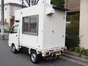 マツダ スクラムトラック 移動販売車 キッチンカー ワンオーナ 換気扇 冷蔵庫