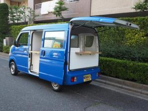 スズキ エブリイ キッチンカー 移動販売車 レーダーブレーキサポート付き