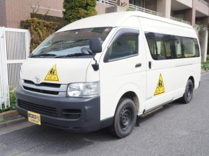 トヨタ ハイエースコミューター  幼児バス 大人4名幼児18名乗り 非常口 オートステップ バックモニターダブルエアコン ダブルヒーター