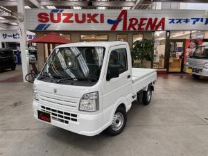 スズキ キャリイトラック KCエアコン・パワステ CDプレーヤー装着車