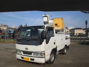 日産 アトラストラック 高所作業車 7m SH07A MT5速 ディーゼル