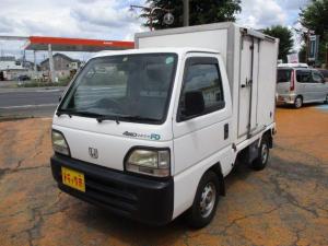 ホンダ アクティトラック 冷蔵冷凍車 -5℃表示 4WD 両開き