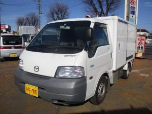 マツダ ボンゴトラック 冷蔵冷凍車 -5℃表示 スタンバイ付き