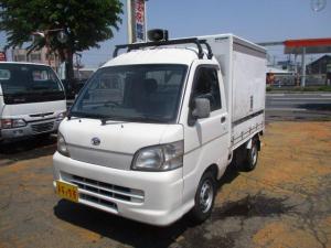 ダイハツ ハイゼットトラック 移動販売・冷蔵冷凍車 -7℃表示