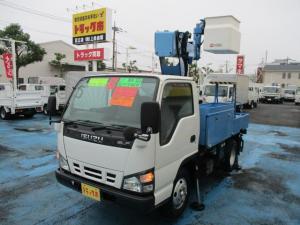 いすゞ エルフトラック 0.5t標準 高床 高所作業車 9.7m