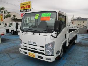 いすゞ エルフトラック 2.0t標準ロングフルフラットロー