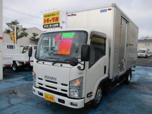 いすゞ エルフトラック 2.95tロングフルフラットローAV