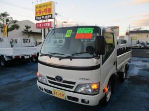 トヨタ ダイナトラック 1.25tフルジャストローシングル 9尺