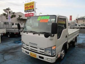 いすゞ エルフトラック 1.5tフラットロー スティール荷台 10尺
