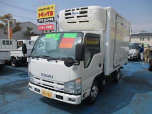 いすゞ エルフトラック 1.5tフルフラットローW 低温冷凍車 10尺