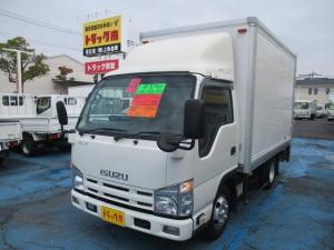 いすゞ エルフトラック 2.0tフルフラットローアルミV垂直PG600kg10尺