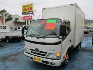 トヨタ ダイナトラック 1.35tロングフルジャストローアルミV左右スライド扉