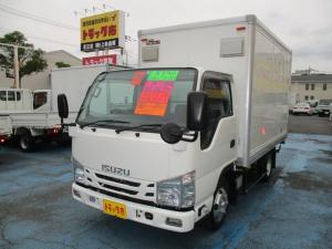 いすゞ エルフトラック 2.0tフルフラットローW アルミV 10尺