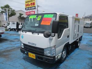 いすゞ エルフトラック 1.5tフラットローW 低温冷凍車 10尺