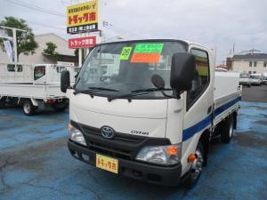 トヨタ ダイナトラック フルジャストロー 2.0tFJLアーム式PG600kg テーブル860mm 10尺 社外地デジ1セグTV&ナビ&Bカメラ