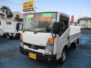 日産 アトラストラック スーパーローDX 1.45t SPローW 垂直PG600kg テーブル870mm 3.0DT 10尺ボディー 木製荷台