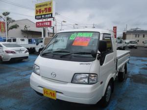 マツダ ボンゴトラック シングルワイドローDX 1.15t標準 シングルワイドロー スティール荷台 W/SRSエアバック ABS 左リモコンミラー キーレス