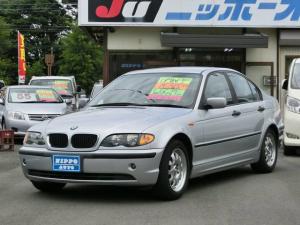 BMW 3シリーズ 318i 純正アルミ DVDナビ 6連CDチェンジャー