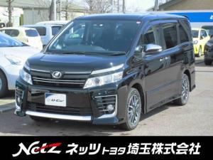 トヨタ ヴォクシー ZS 煌 SDナビバックモニター 両自ドア フルセグTV