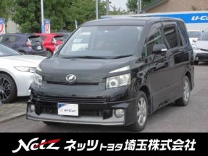 トヨタ ヴォクシー Z 両側電動ドア HDDナビ Bカメラ 1オーナー
