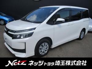 トヨタ ヴォクシー X 純正SDナビ・バックカメラ・後席モニター