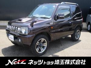 スズキ ジムニー ワイルドウインド 4WD SDナビ