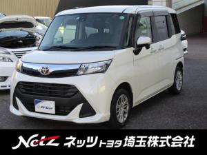 トヨタ タンク G S 純正SDナビ・後席モニター・バックカメラ