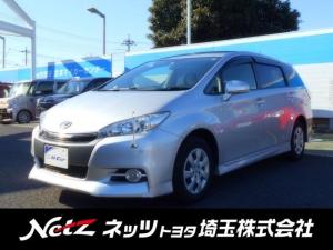 トヨタ ウィッシュ 1.8A ETC・コーナーセンサー・キーレス