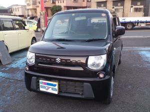 スズキ MRワゴン ECO-L 純正CD Bカメラ プッシュスタート アイドリングストップ スマートキー 電動格納ミラー