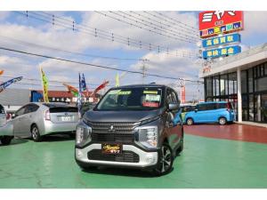 三菱 eKクロス G Eアシスト運転支援システム ワンオーナー 禁煙車