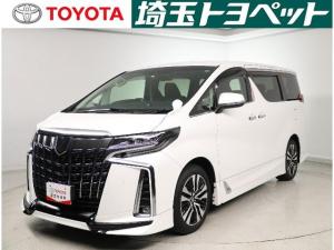 トヨタ アルファード 2.5S Cパッケージ ナビ フルセグ フルエアロ
