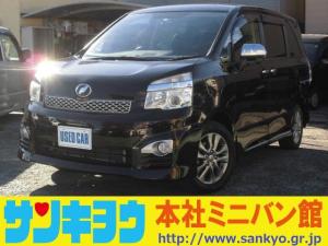 トヨタ ヴォクシー ZS 煌III ナビTV DVD再生機能 Bluetooth接続 バックカメラ キセノンオートライト 両側パワースライド スマートキー 7人乗り
