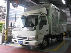 いすゞ エルフトラック ロング ETC