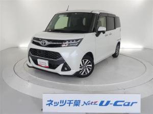 トヨタ タンク カスタムG S 衝突軽減ブレーキ/メモリーナビ/フルセグ