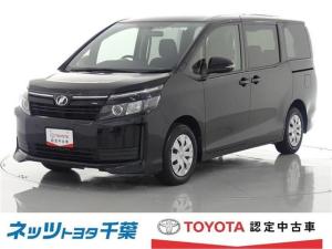 トヨタ ヴォクシー X メモリーナビ/ワンセグ/バックカメラ/ETC/両側電動スライドドア/LEDヘッドライト