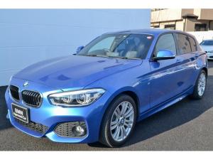 BMW 1シリーズ 120i Mスポーツ 認定保証  LED  クルコン