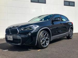 BMW X2 sDrive18i MスポーツX サンルーフ ACC HUD