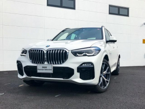 BMW X5 xDrive 35dMスポーツ黒革 OP21AW渋滞運転支援