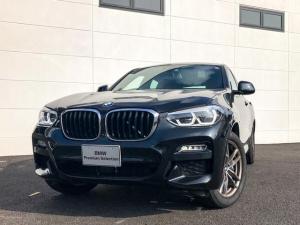 BMW X4 xDrive 30i Mスポーツ コニャックレザー HUD ACC 地デジ