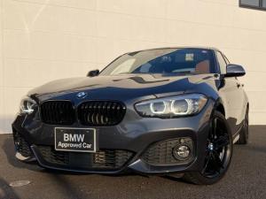 BMW 1シリーズ 118d Mスポーツ エディションシャドー コニャックレザー アクティブクルーズ