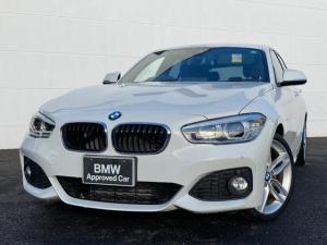 BMW 1シリーズ 118d Mスポーツ 認定保証 ドラレコ 地デジ
