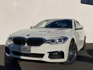 BMW 5シリーズ 540i Mスポーツ ブラックレザー 地デジ