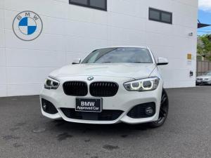 BMW 1シリーズ 118d Mスポーツ エディションシャドー 認定保証 ブラウンレザー