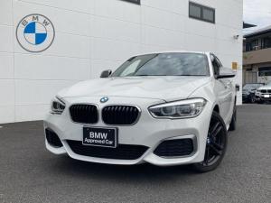 BMW 1シリーズ M140i 認定保証 電動シート シートヒーター