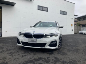BMW 3シリーズ 318iツーリング Mスポーツ ライブコクピット ACC  18AW  LED