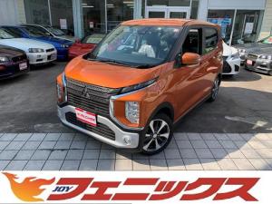 三菱 eKクロス T現行未使用車IストップSD地デジ衝突軽減Bスマートキー